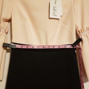 Ted Baker London Dresses - Ted Baker London blush pink and black dress